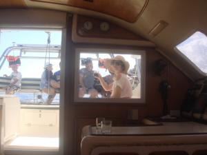 双体船限30人,行程包了午餐和免费酒水